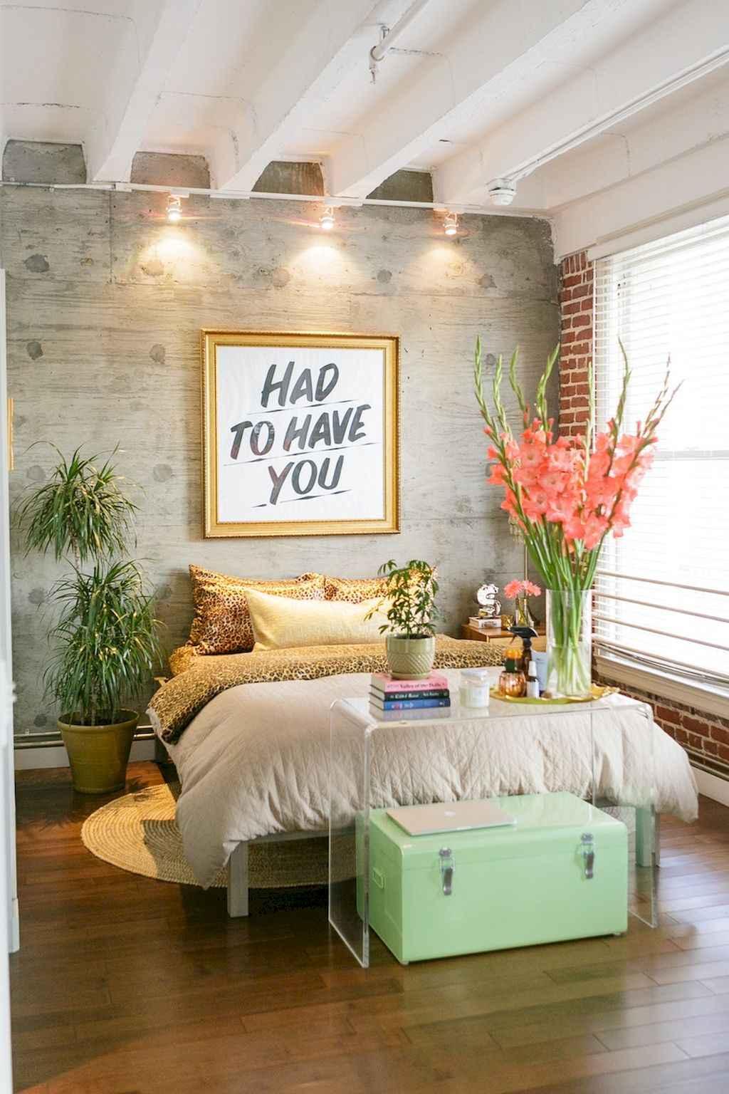 Cool creative loft apartment decorating ideas (9)