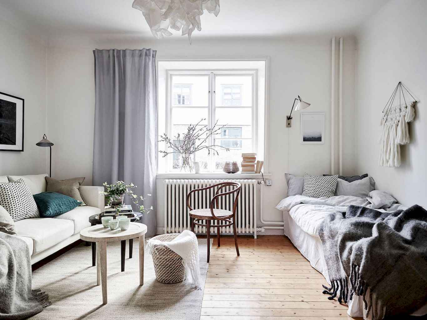 Cool small apartment decorating ideas on a budget (2)