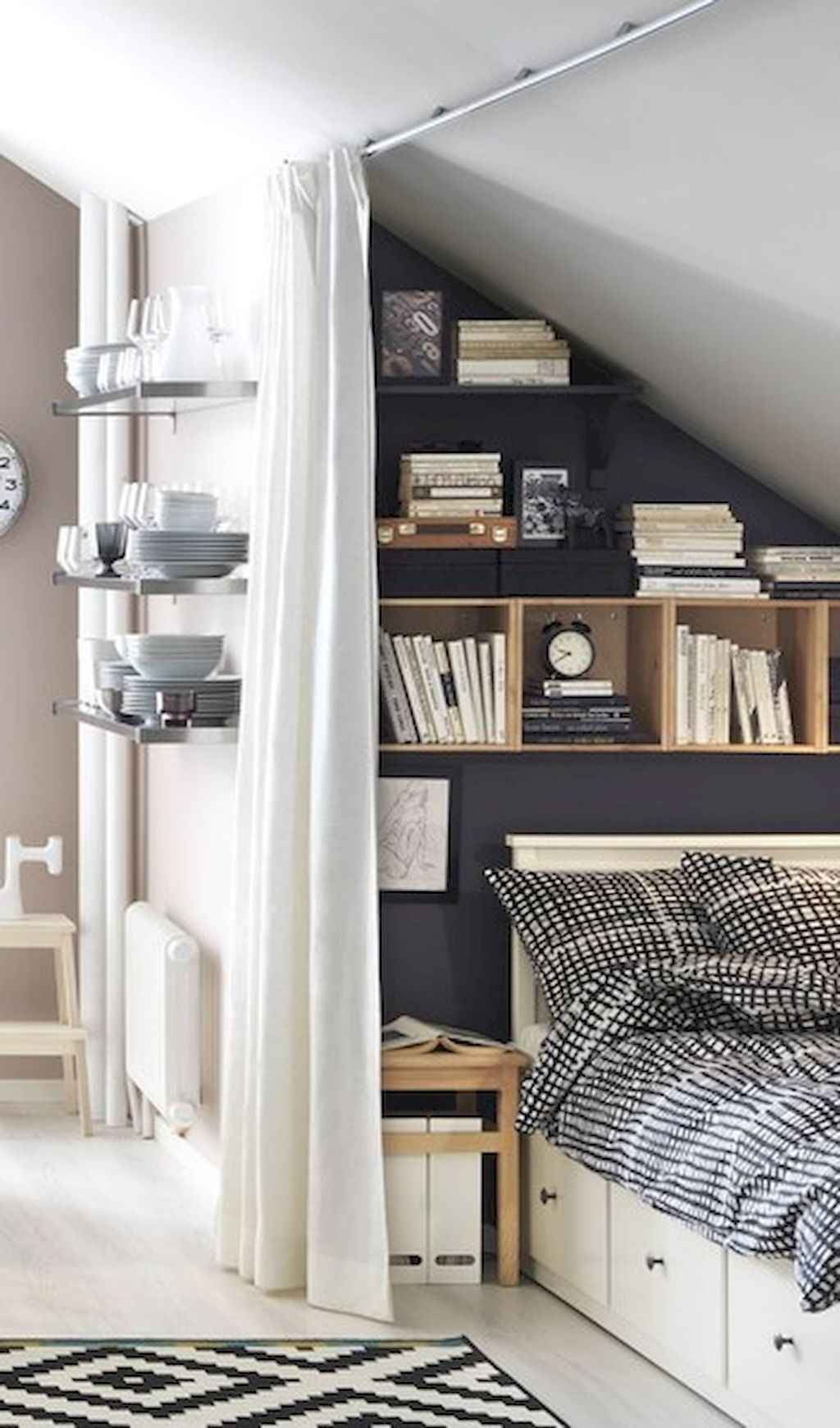 Cool small apartment decorating ideas on a budget (22)