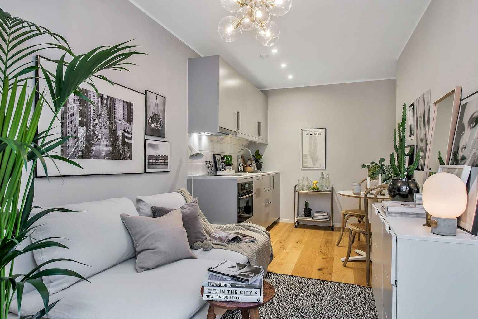 Cool small apartment decorating ideas on a budget (35)