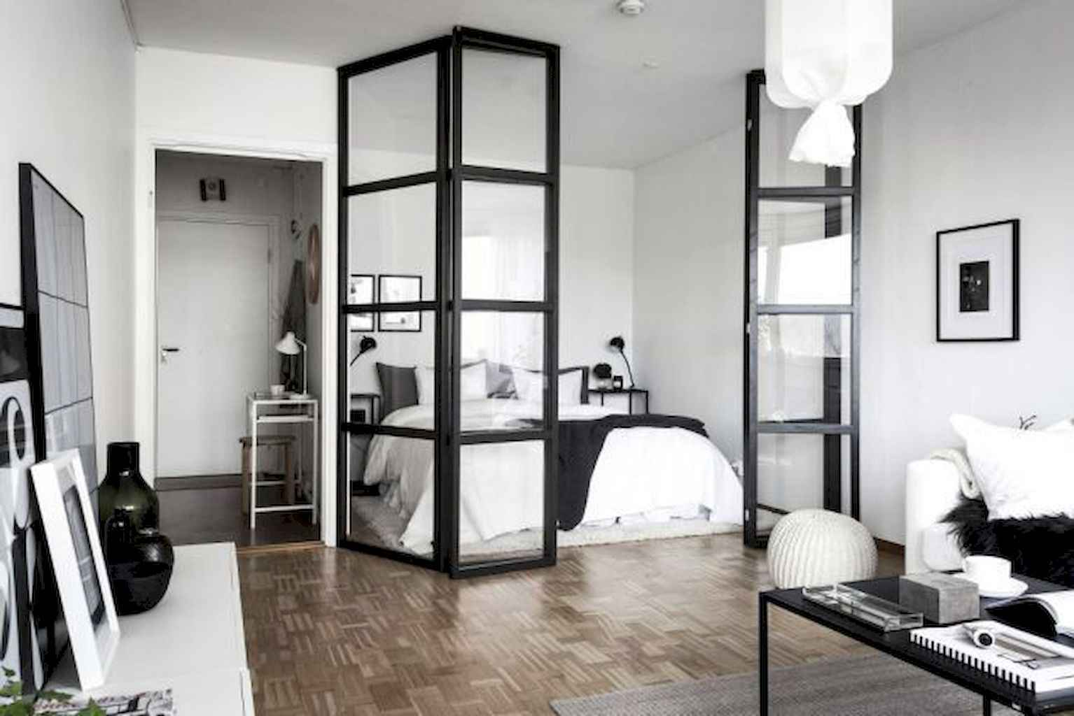 Cool small apartment decorating ideas on a budget (59)