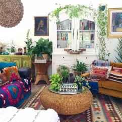 Bohemian Style Living Room Coastal Furniture Ideas 60 Cozy Decorating Homespecially 57
