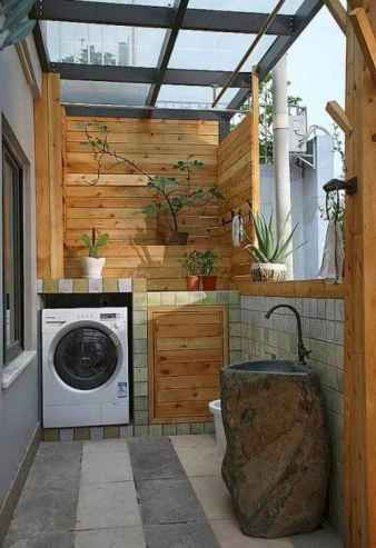 Cozy small apartment balcony decorating ideas (55)