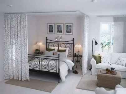 Creative cool small bedroom decorating ideas (15)