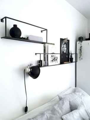 Creative cool small bedroom decorating ideas (52)