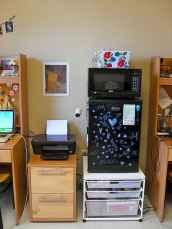 Creative dorm room storage organization ideas on a budget (46)
