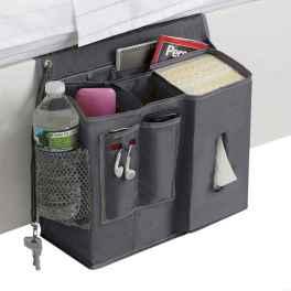 Creative dorm room storage organization ideas on a budget (71)