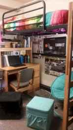 Creative dorm room storage organization ideas on a budget (72)