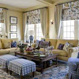 Fancy french country living room decorating ideas (41)