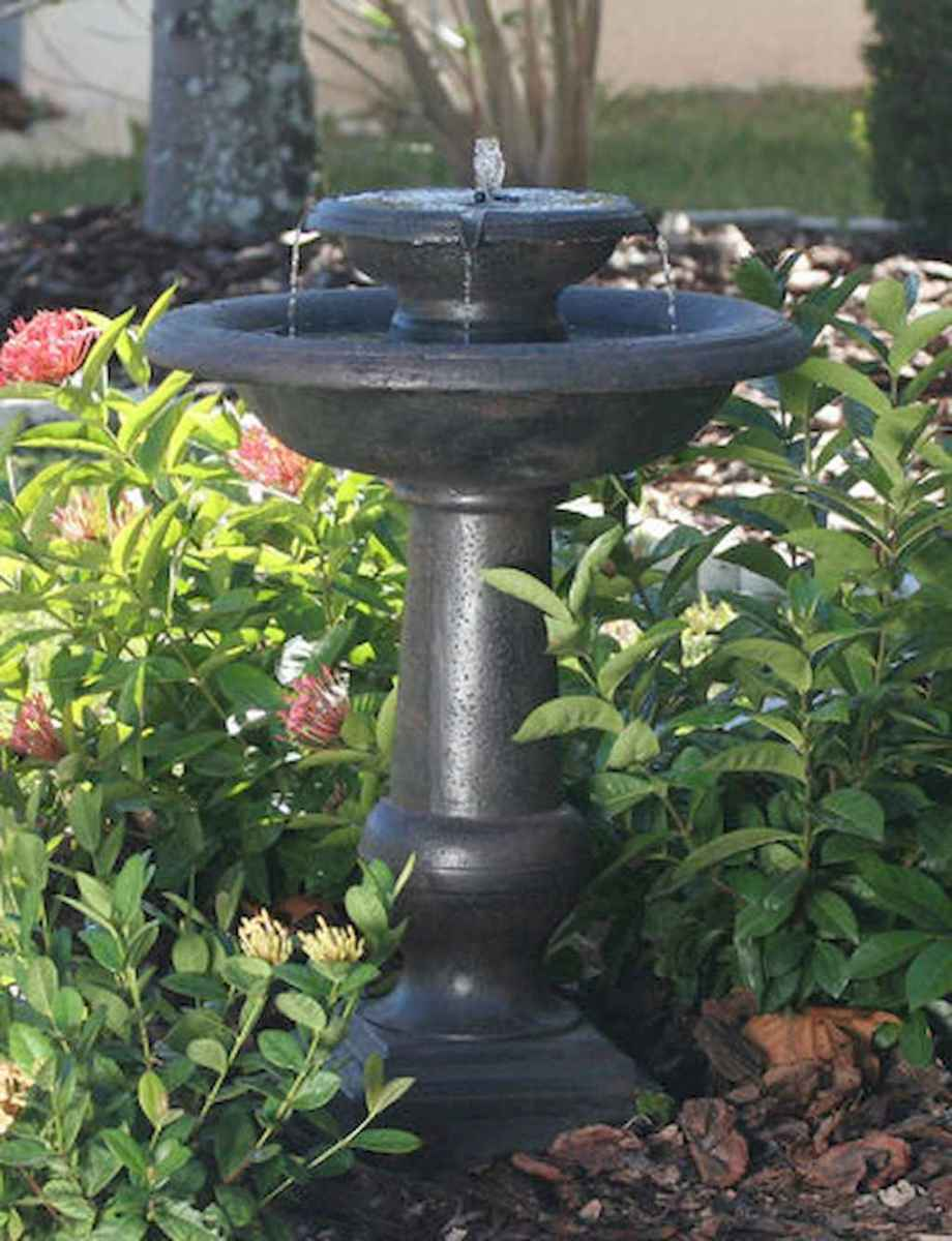 Fresh water feature for front yard and backyard landscaping (19)