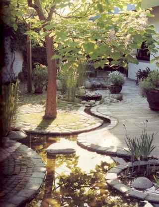 Fresh water feature for front yard and backyard landscaping (25)