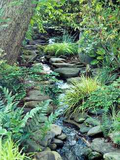 Fresh water feature for front yard and backyard landscaping (59)