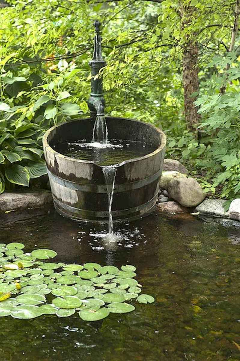 Fresh water feature for front yard and backyard landscaping (74)