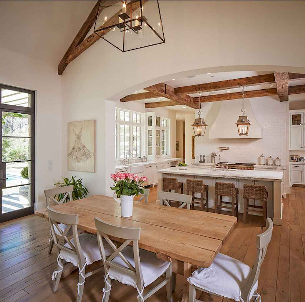 Incredible french country kitchen design ideas (7)