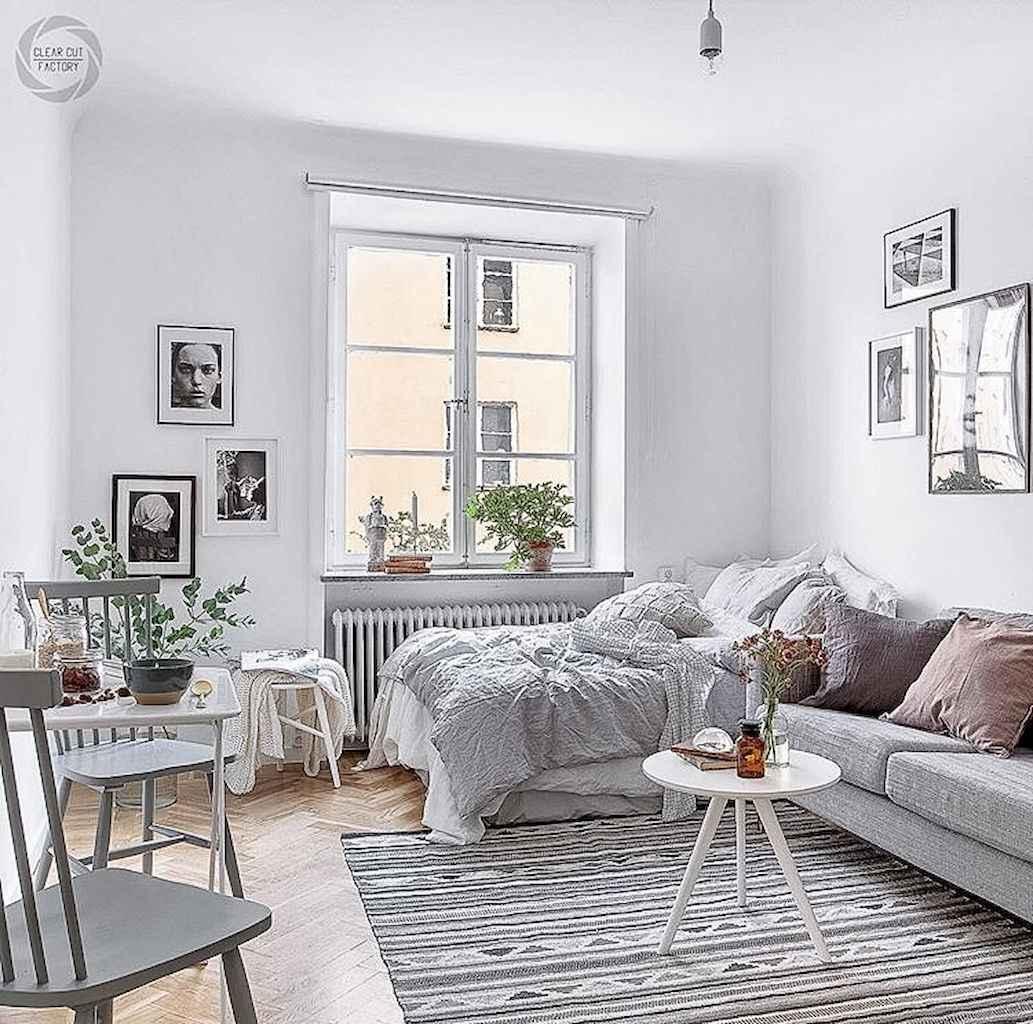 Inspiring apartment studio design & decor ideas (16)