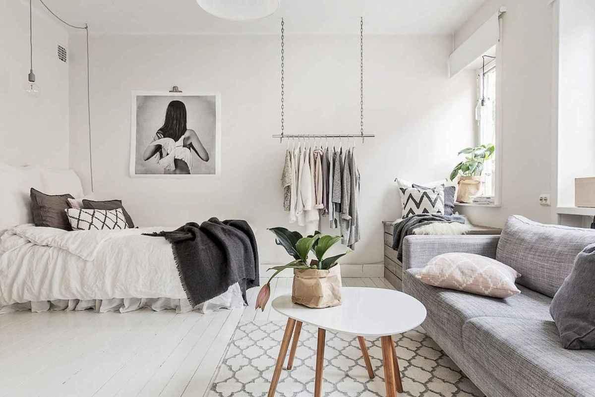 Inspiring apartment studio design & decor ideas (23)