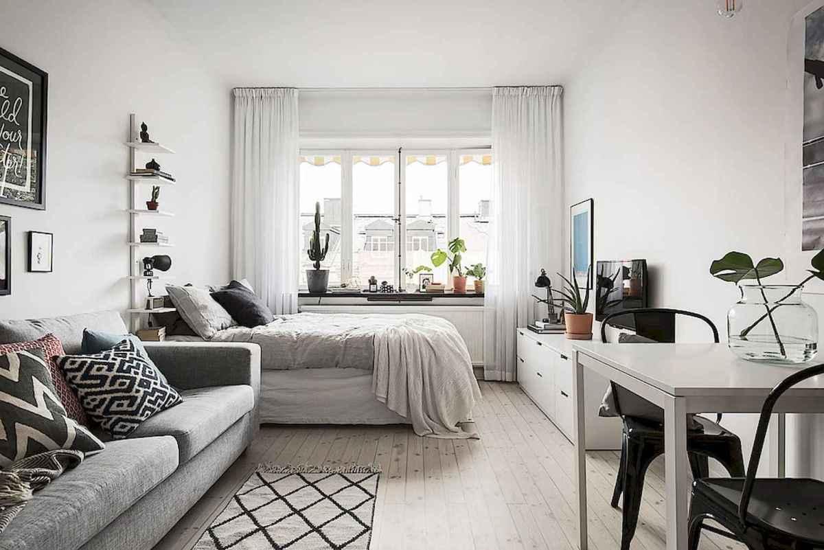 Inspiring apartment studio design & decor ideas (26)