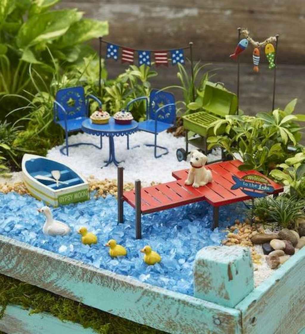 Magnificent diy fairy garden ideas (27)