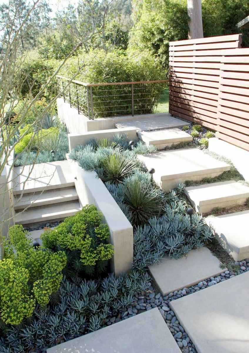 Simple Clean Modern Front Yard Landscaping Ideas 60 Homespecially