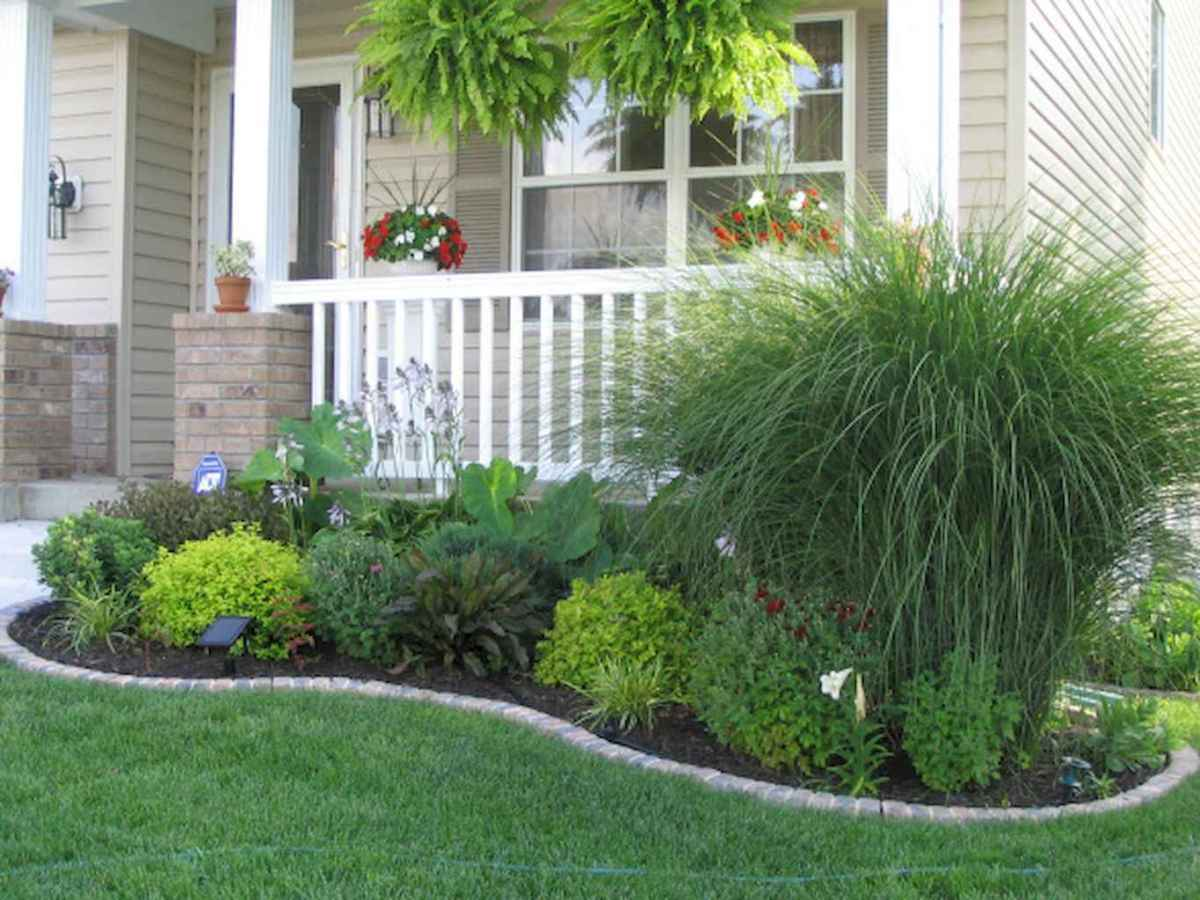 Simple and beautiful front yard landscaping ideas (64)