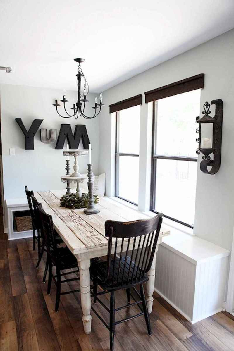 Small dining room table and chair ideas on a budget (48)