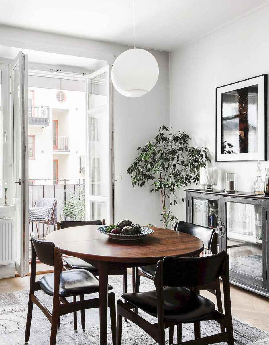 Small dining room table and chair ideas on a budget (8)