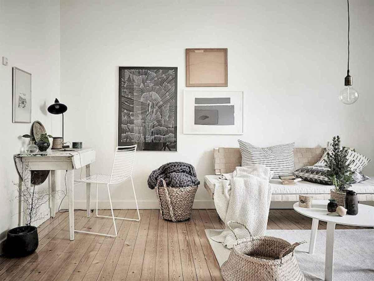 Stylish scandinavian style apartment decor ideas (26)