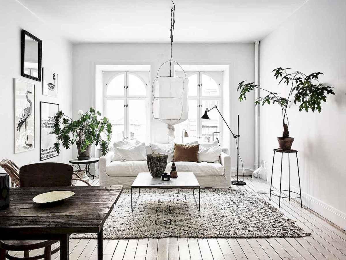 Stylish scandinavian style apartment decor ideas (41)
