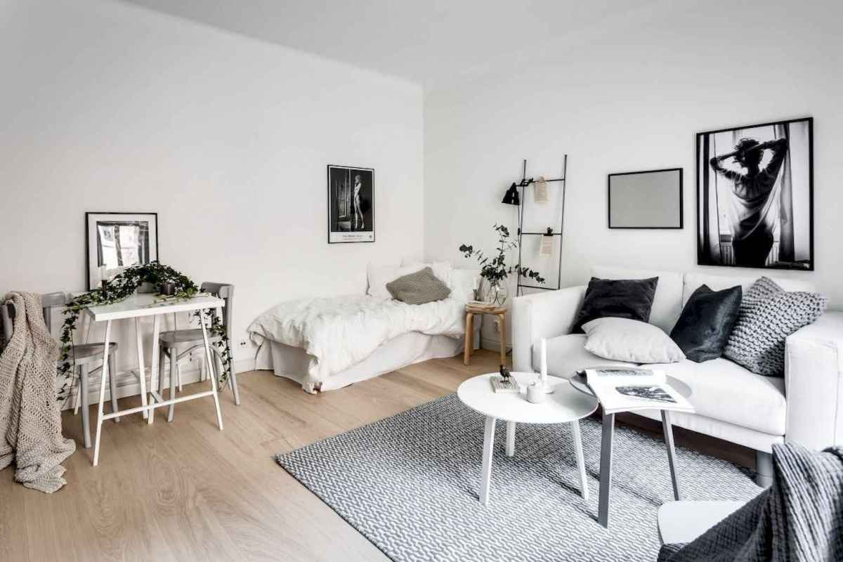 Stylish scandinavian style apartment decor ideas (56)