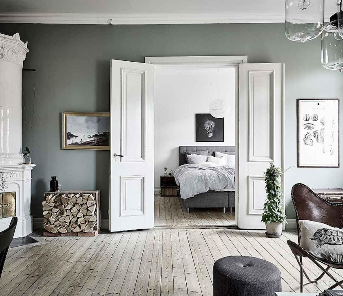 Stylish scandinavian style apartment decor ideas (58)