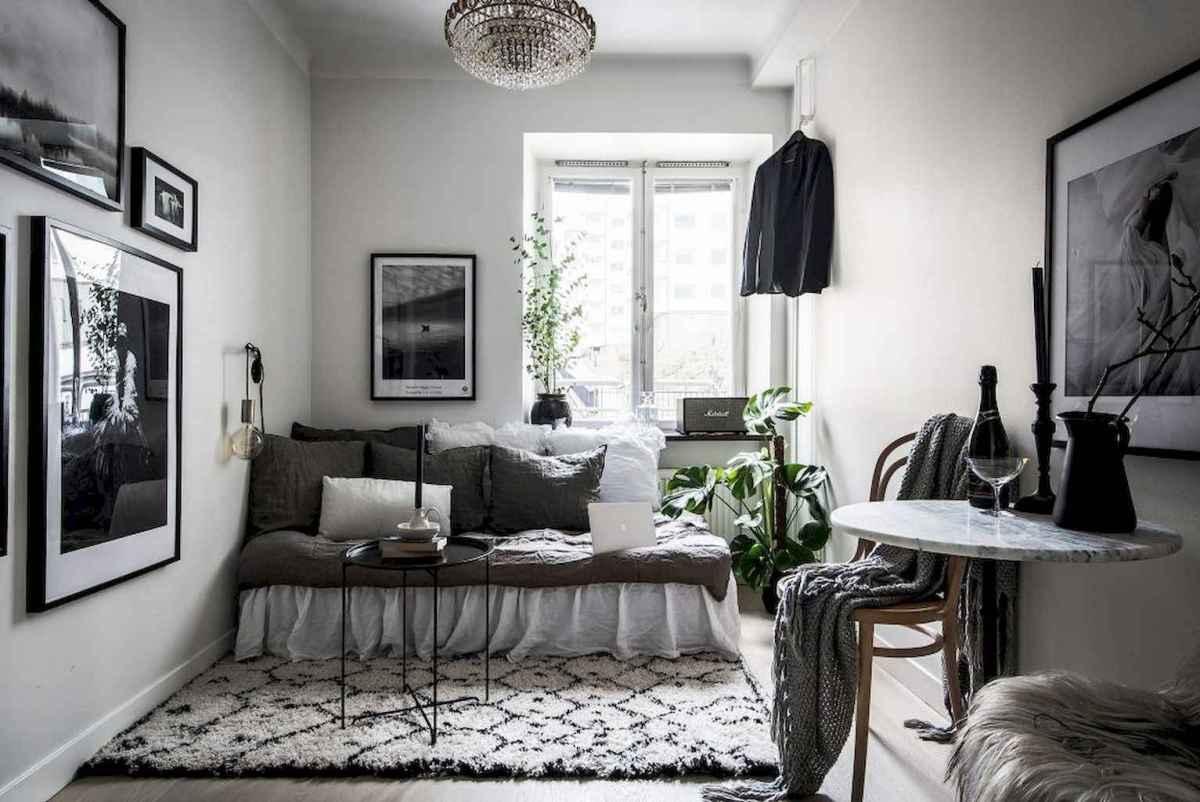 Stylish scandinavian style apartment decor ideas (59)