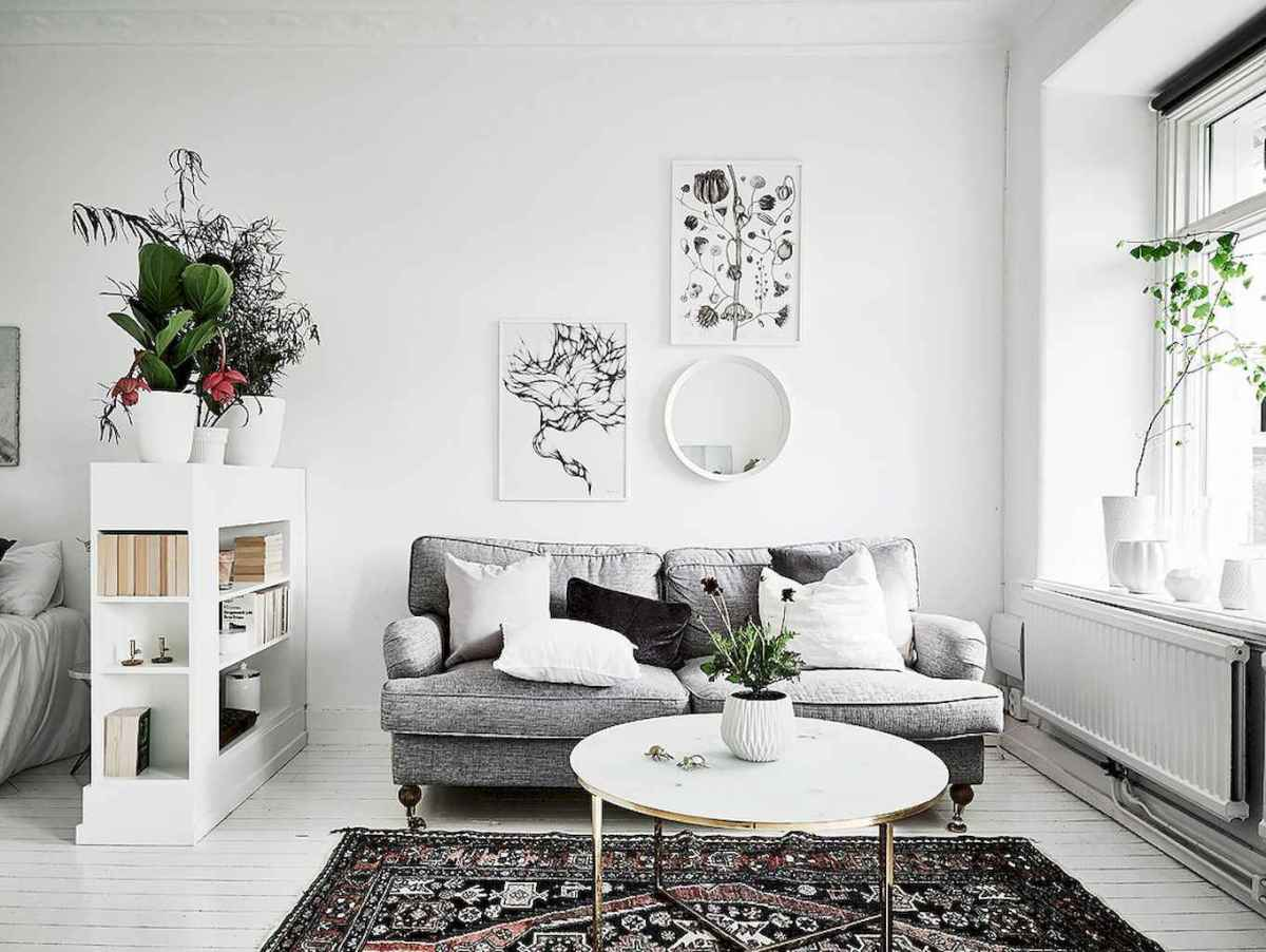 Stylish scandinavian style apartment decor ideas (75)