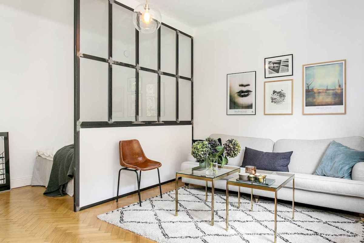 Stylish scandinavian style apartment decor ideas (88)