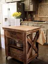 Stylish and inspired farmhouse kitchen island ideas and designs (17)