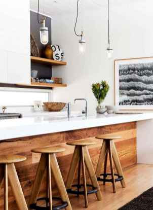 Stylish and inspired farmhouse kitchen island ideas and designs (43)