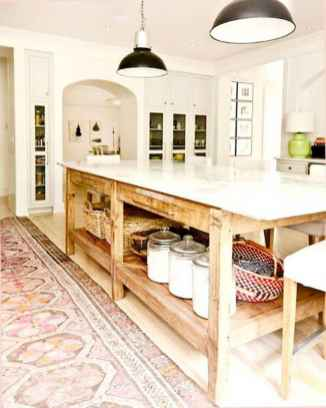 Stylish and inspired farmhouse kitchen island ideas and designs (5)