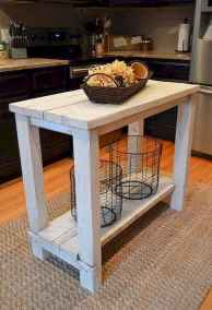 Stylish and inspired farmhouse kitchen island ideas and designs (63)
