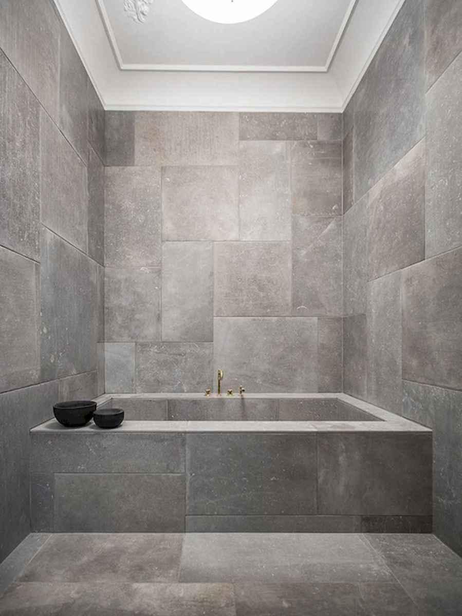 Awesome minimalist bathroom decoration ideas (16)