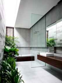 Awesome minimalist bathroom decoration ideas (18)