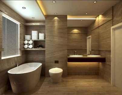 Awesome minimalist bathroom decoration ideas (26)