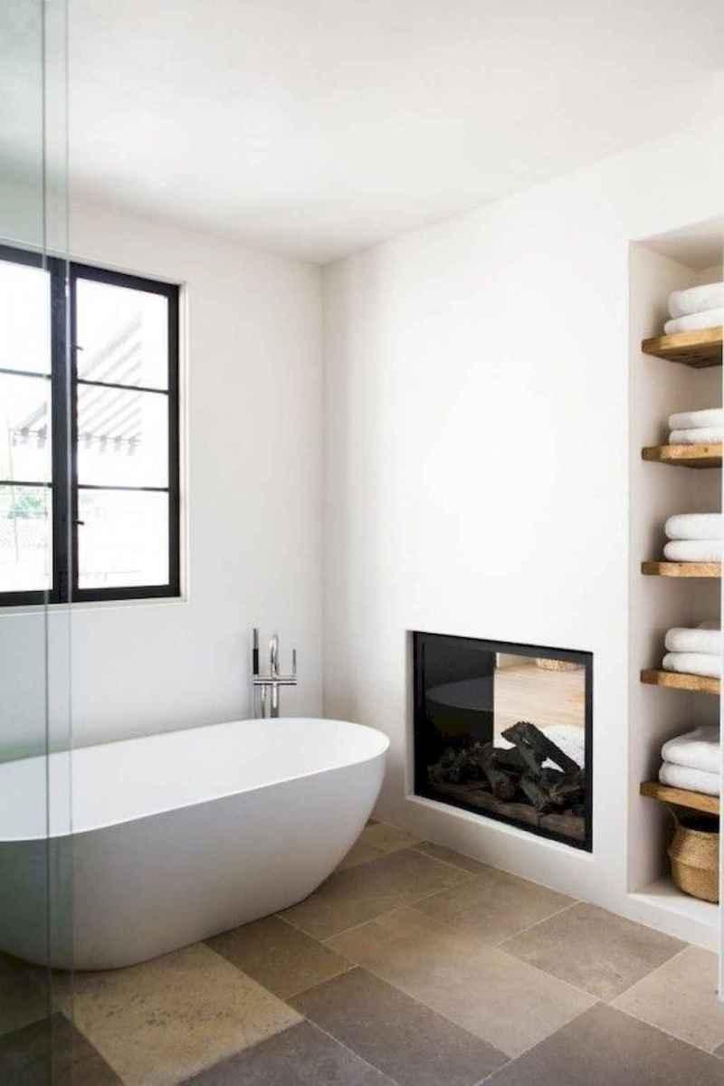 Awesome minimalist bathroom decoration ideas (41)