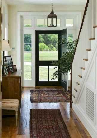 Catchy farmhouse rustic entryway decor ideas (54)