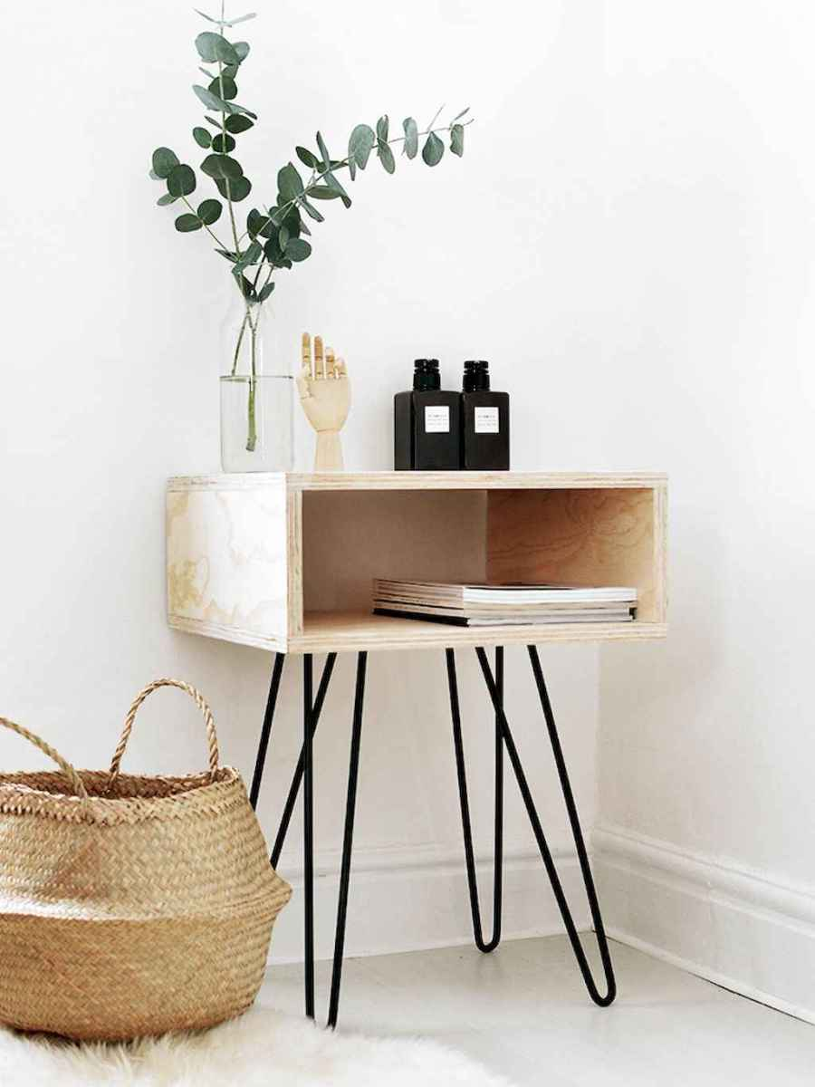 Clever minimalist fruniture ideas on a budget (39)