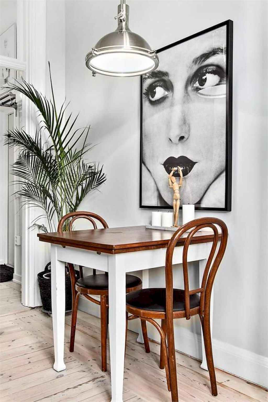 Clever small dining room ideas (11)
