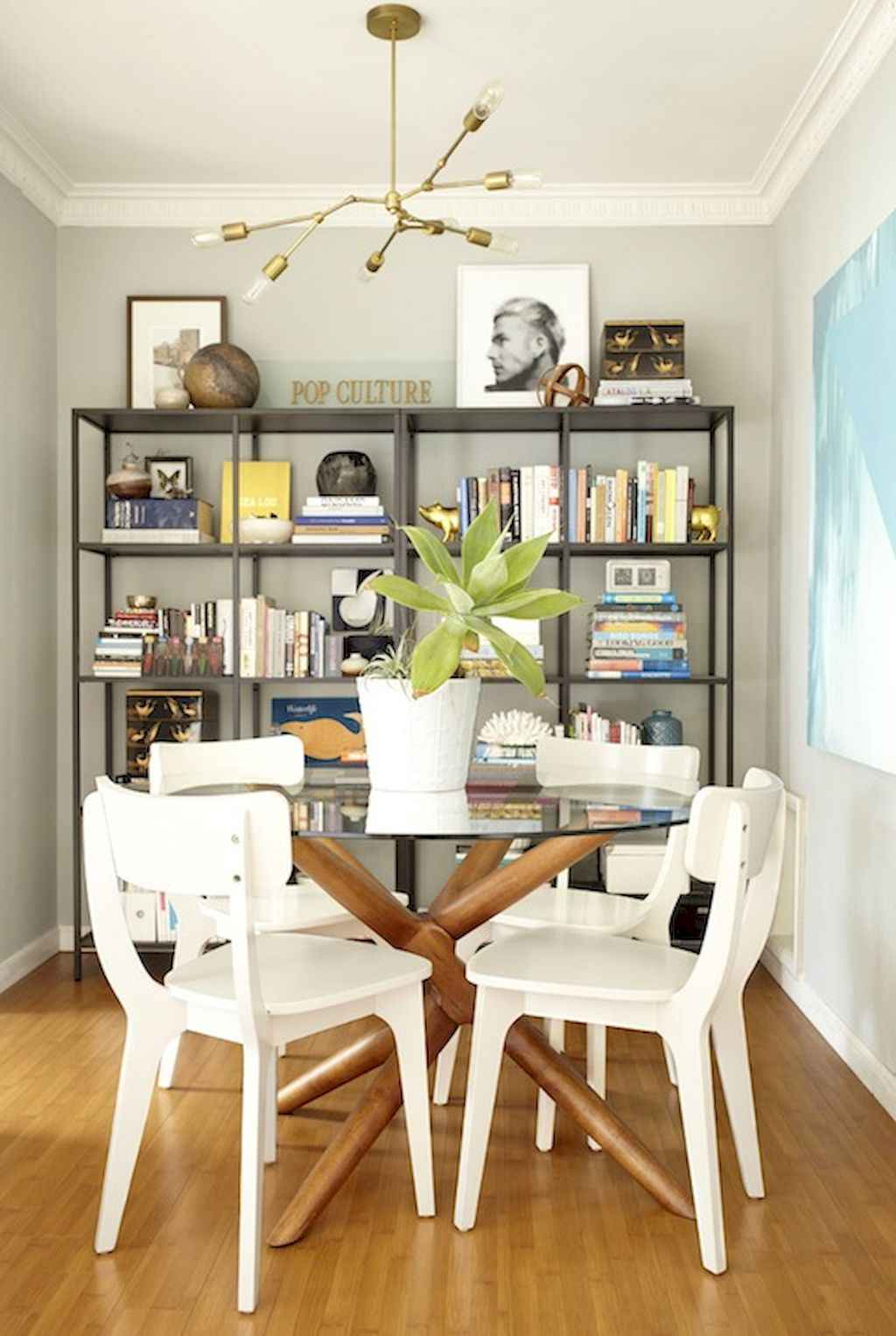 Clever small dining room ideas (12)