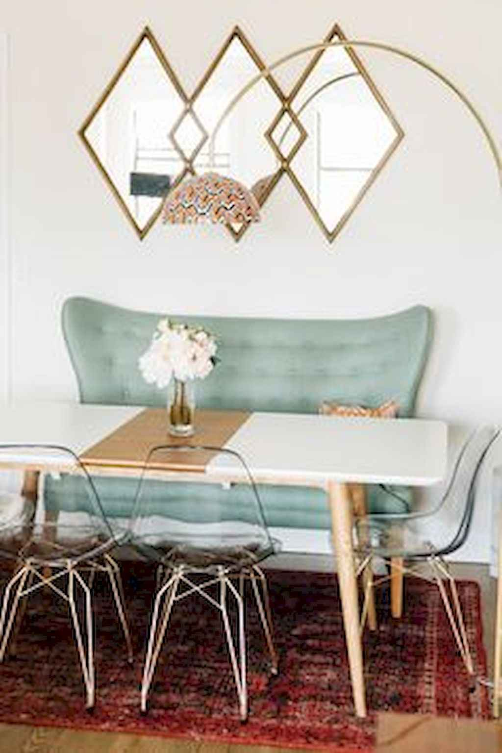 Clever small dining room ideas (24)