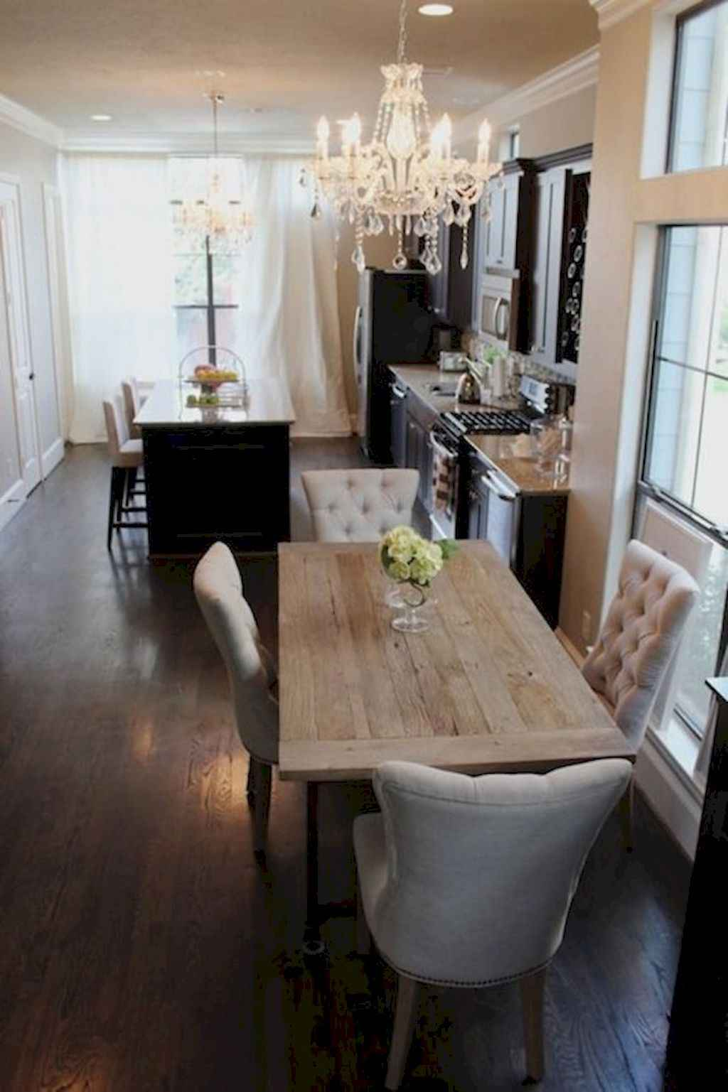 Clever small dining room ideas (32)