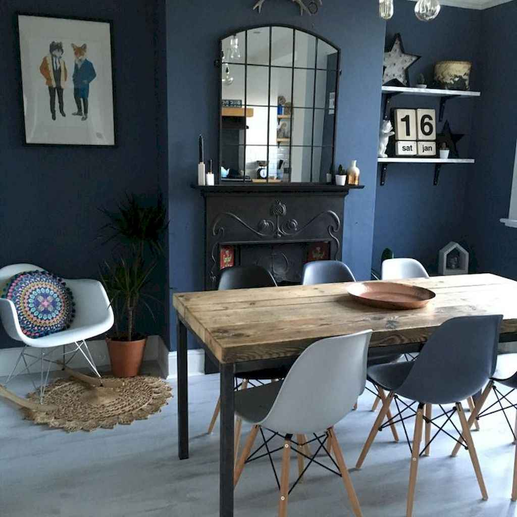 Clever small dining room ideas (36)