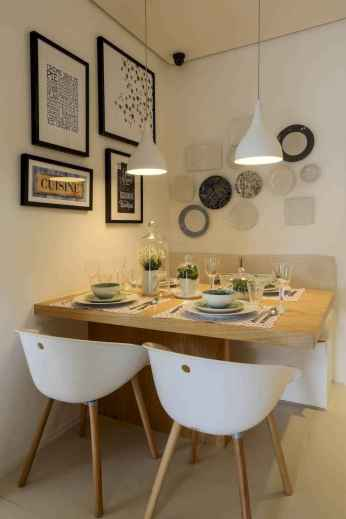 Clever small dining room ideas (53)