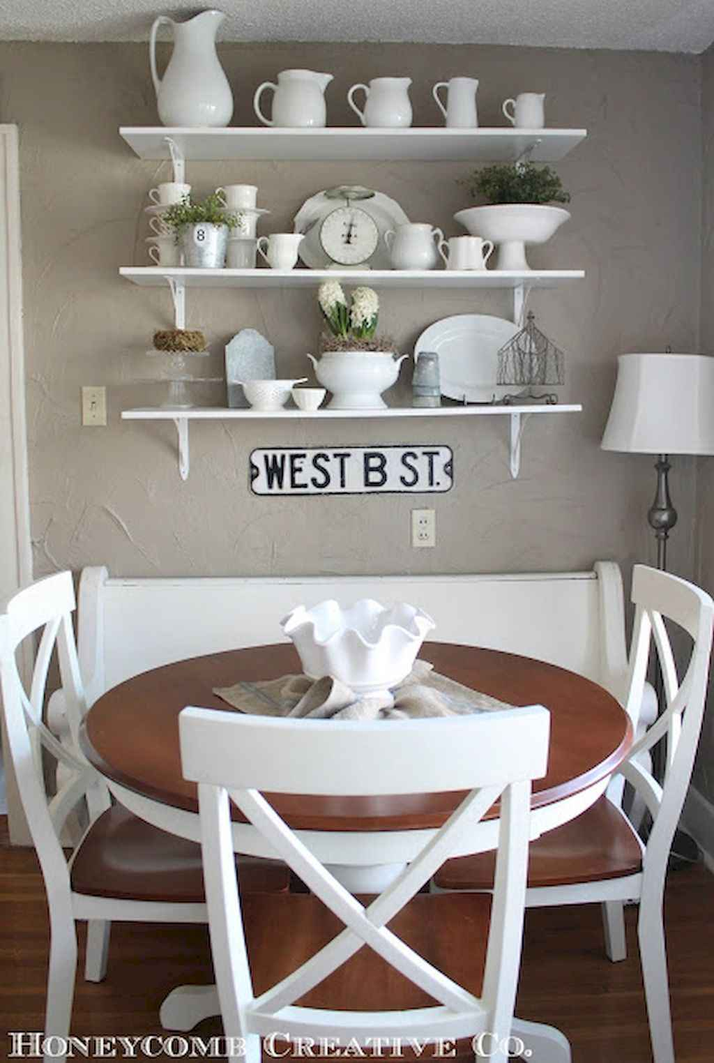 Clever small dining room ideas (57)